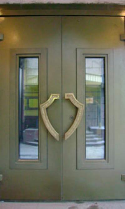 входные металлические двери с противовзломной защитой